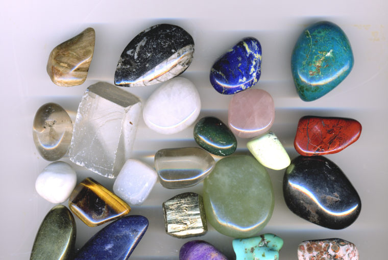 how to clean gemstones